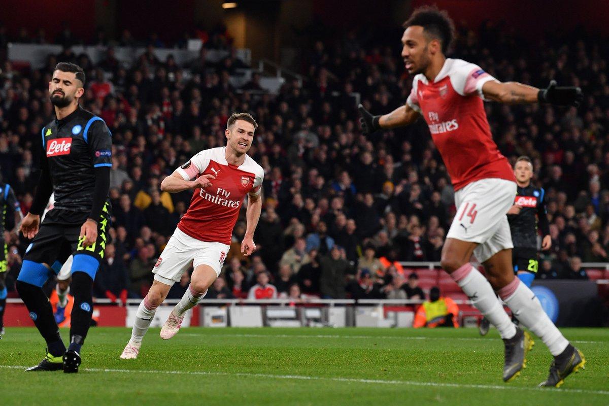 Allan Yakin Napoli Bisa Kalahkan Arsenal