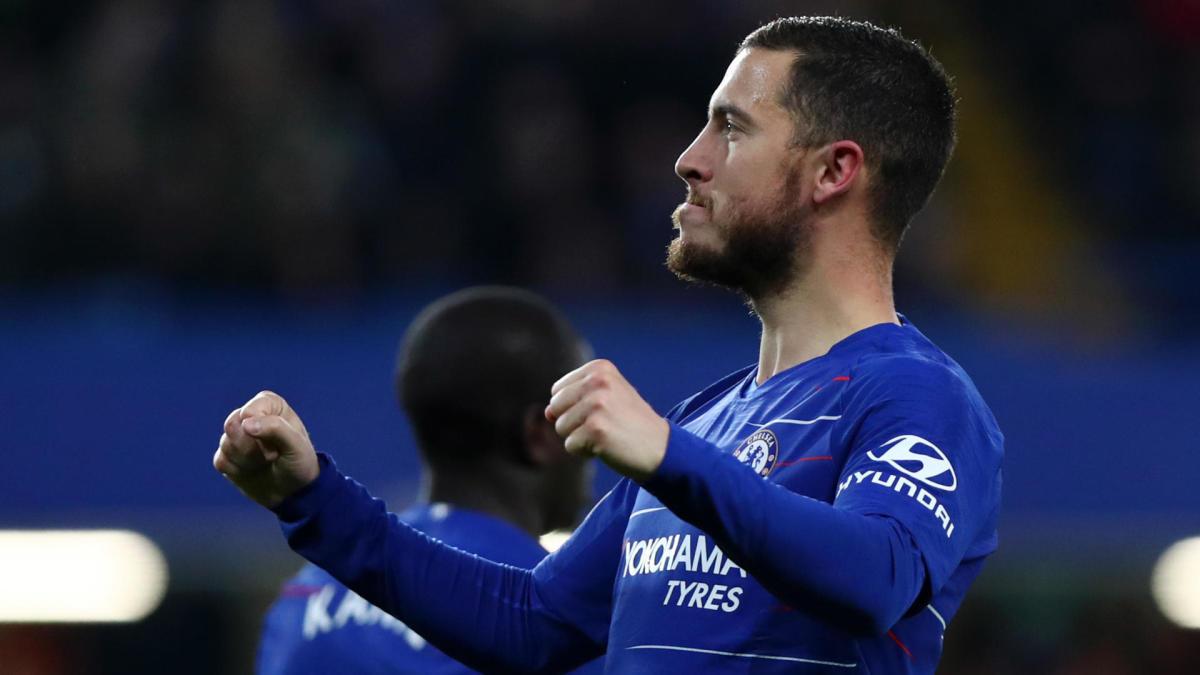 Carragher : Hazard Terlalu Bagus Bagi Chelsea