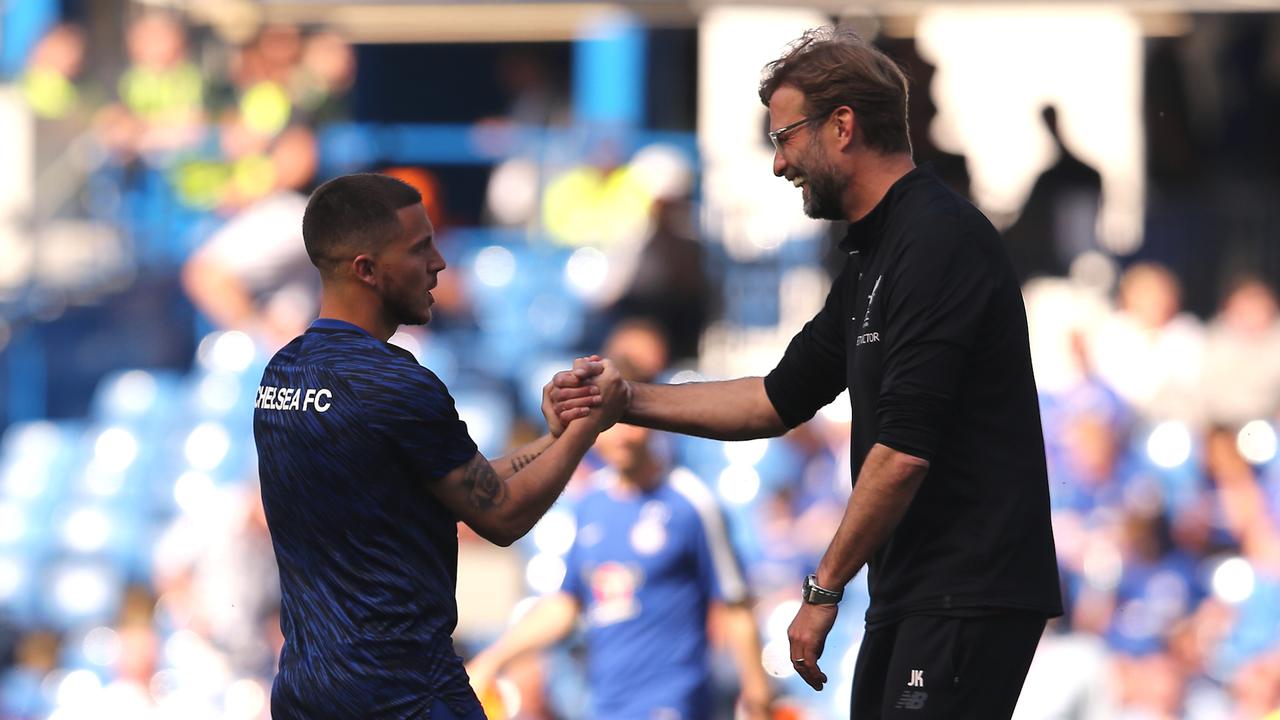 Klopp : Liverpool Akan Hentikan Eden Hazard