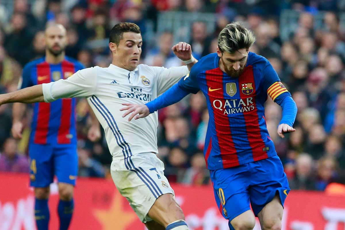Guti : Messi Lebih Berbakat Daripada Ronaldo