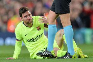 Valverde : Mungkin Kami Akan Istirahatkan Lionel Messi