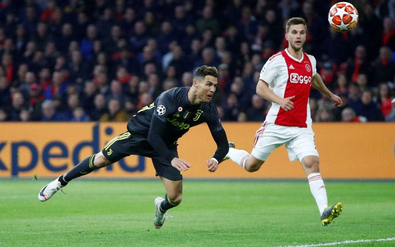 De Ligt : Cristiano Ronaldo Adalah Predator