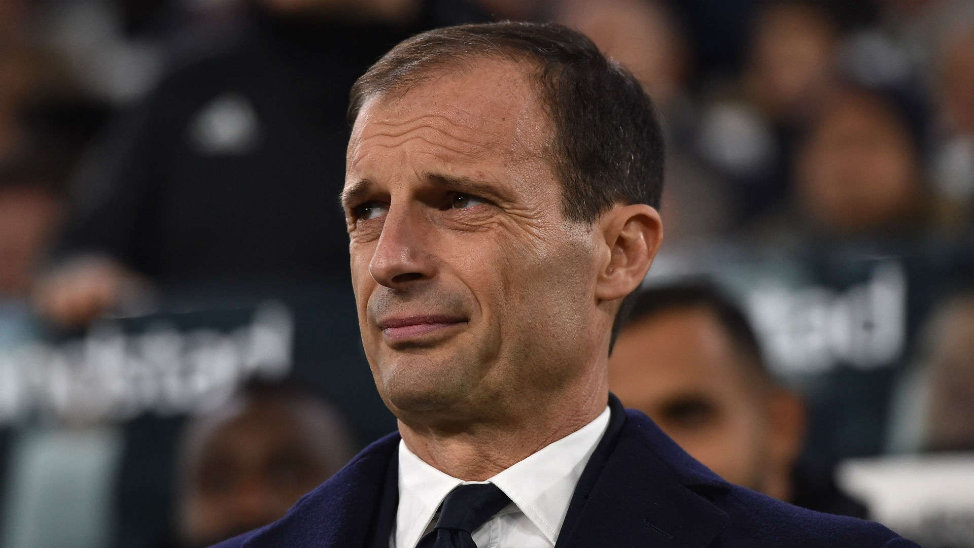 Allegri : Juventus Kurang Memberikan Tekanan