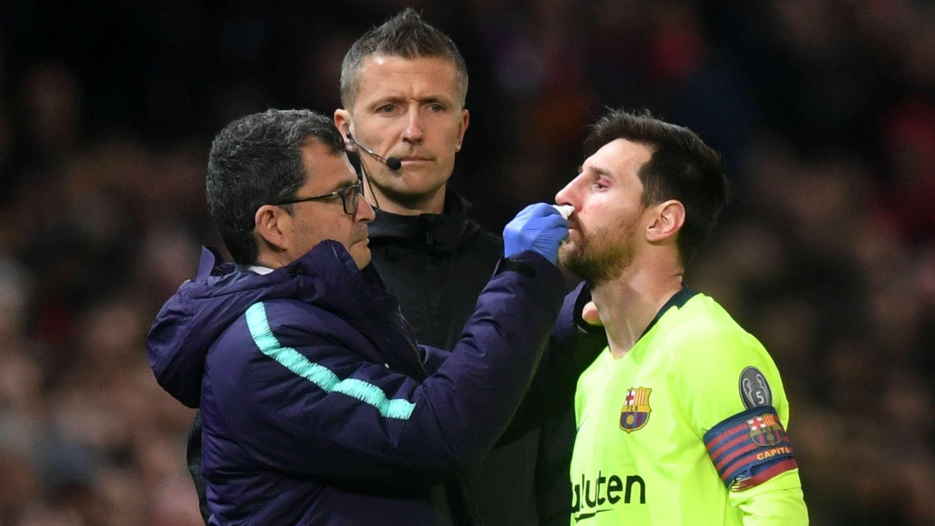 Valverde : Messi Akan Diperiksa Oleh Dokter