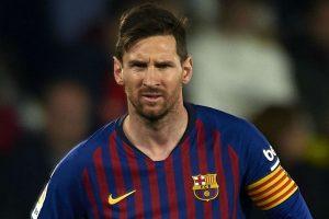 Valverde : Tentu Kami Bergantung Pada Messi