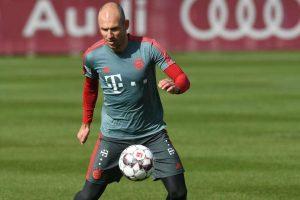 Kovac : Robben Pantas Untuk Bermain Kembali