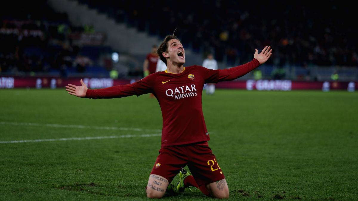 Zaniolo : Saya Hanya Fokus Pada Roma