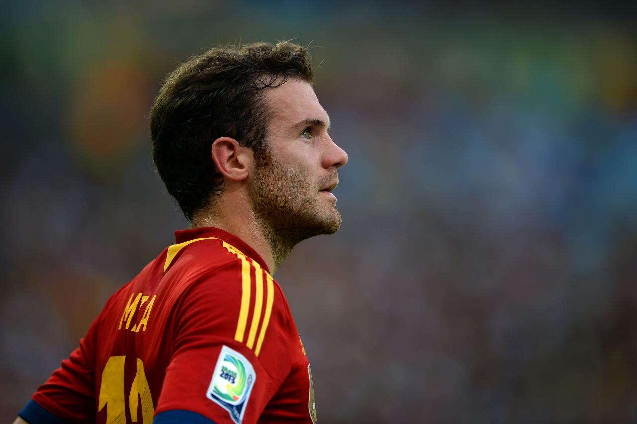 Juan Mata : Saya Ingin Kembali Ke Timnas Spanyol