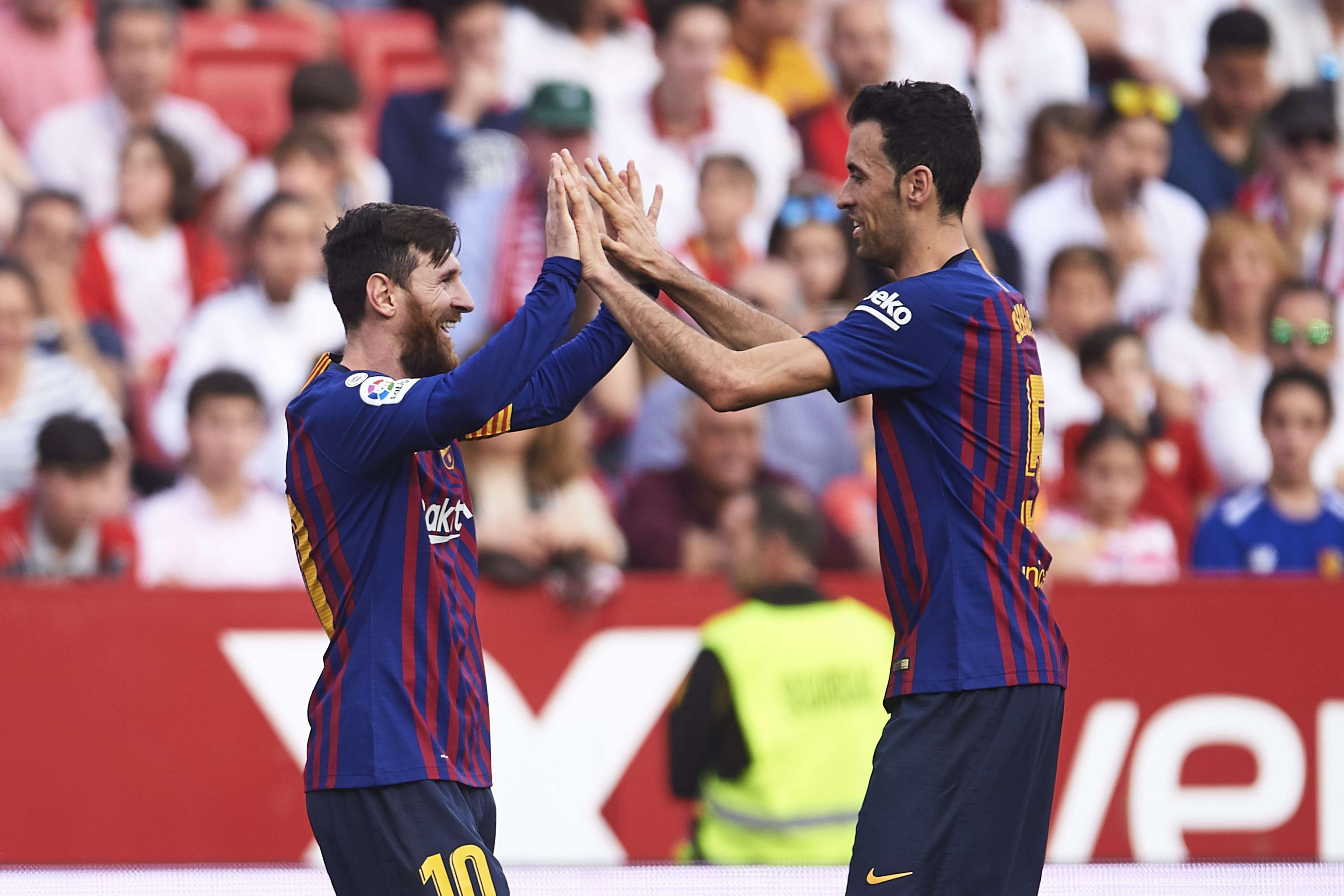 Busquets : Messi Tidak Mengejutkan Kami Lagi