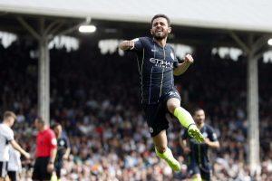 Silva : Manchester City Harus Percaya Dapat Buat Sejarah