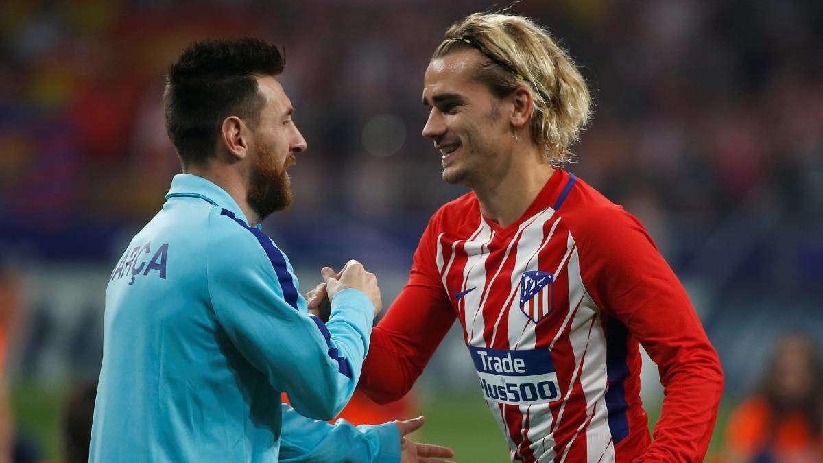 Cerezo : Griezmann Dan Messi Akan Bagus Jika Bersama