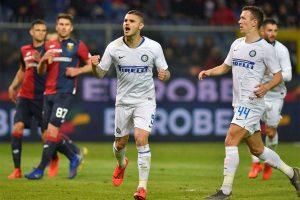 Spalletti : Mauro Icardi Memainkan Permainan Yang Bagus