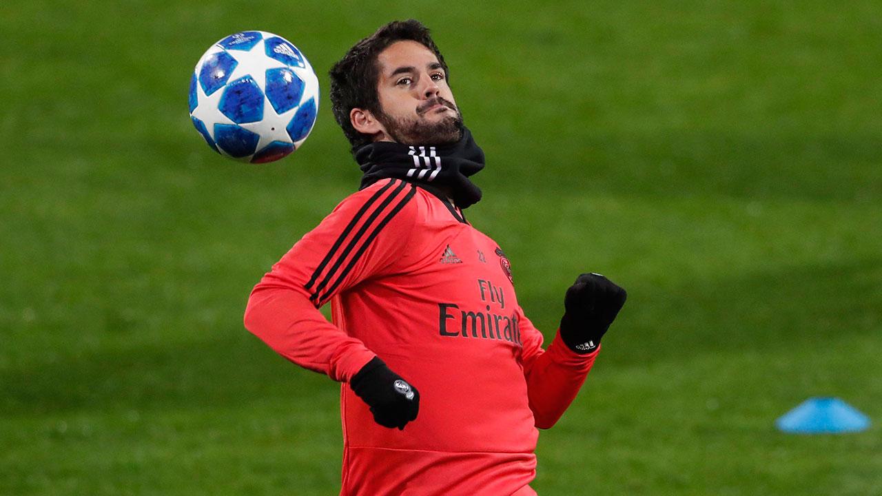 Isco Ingin Menetap di Real Madrid
