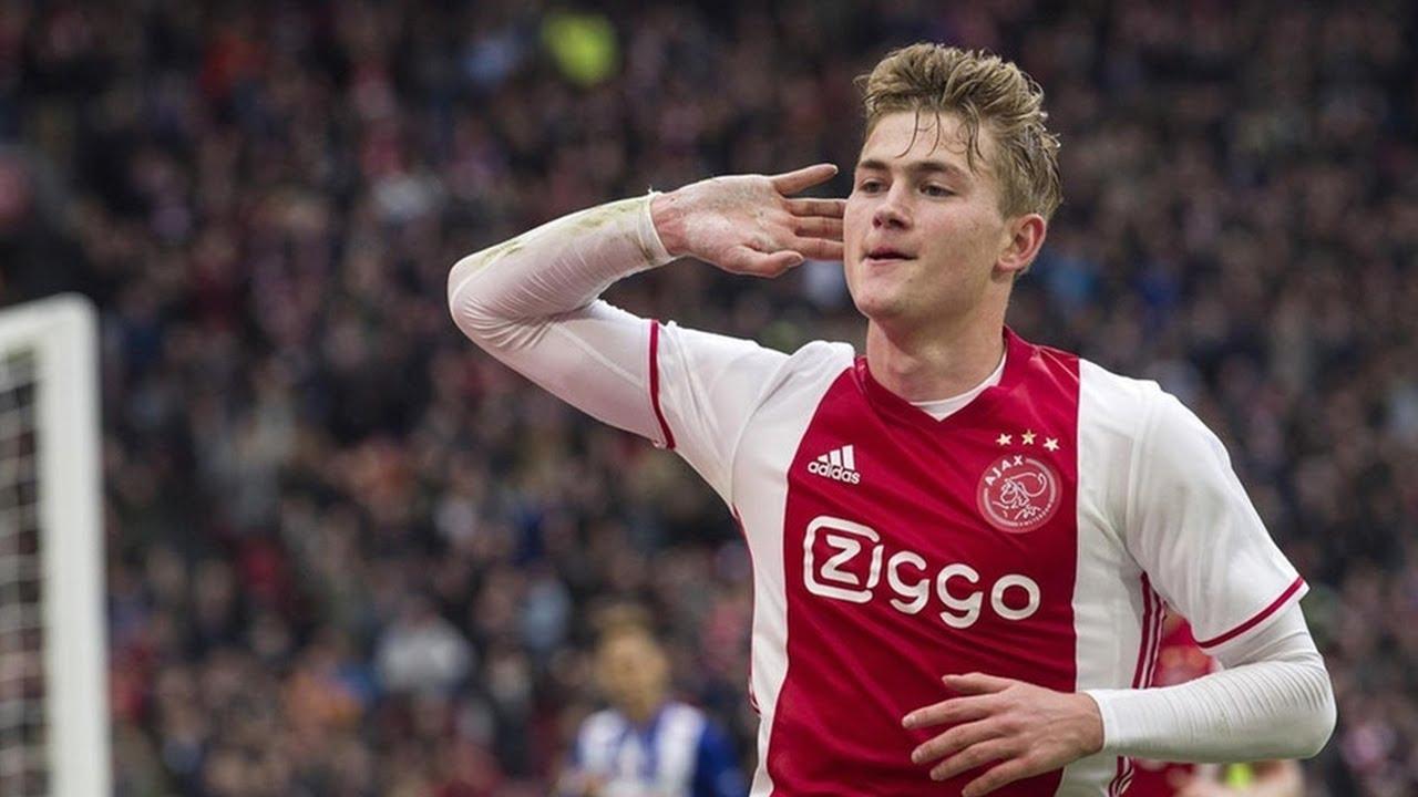 Ajax Akan Kehilangan Matthijs de Ligt?