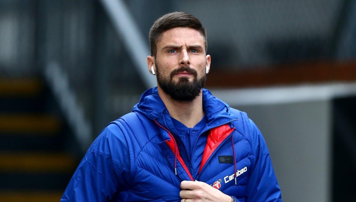 Sarri Ingin Memicu Perpanjangan Kontrak Giroud