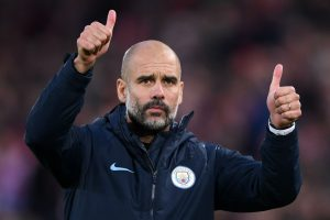 Guardiola : City Masih Ada Harapan Raih Quadruple