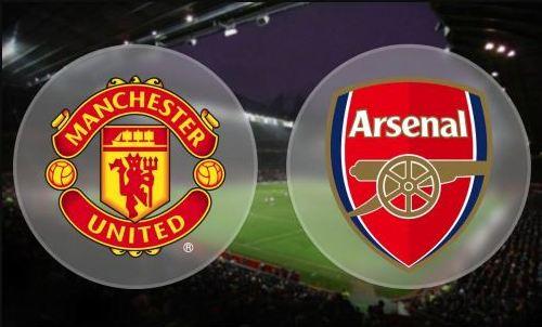 Prediksi Score Manchester United Vs Arsenal