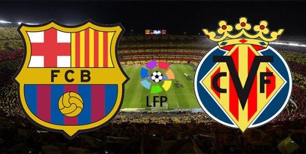Prediksi Score Barcelona Vs Villarreal