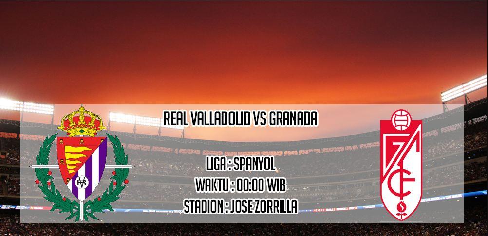 Prediksi Score Real Valladolid Vs Granada