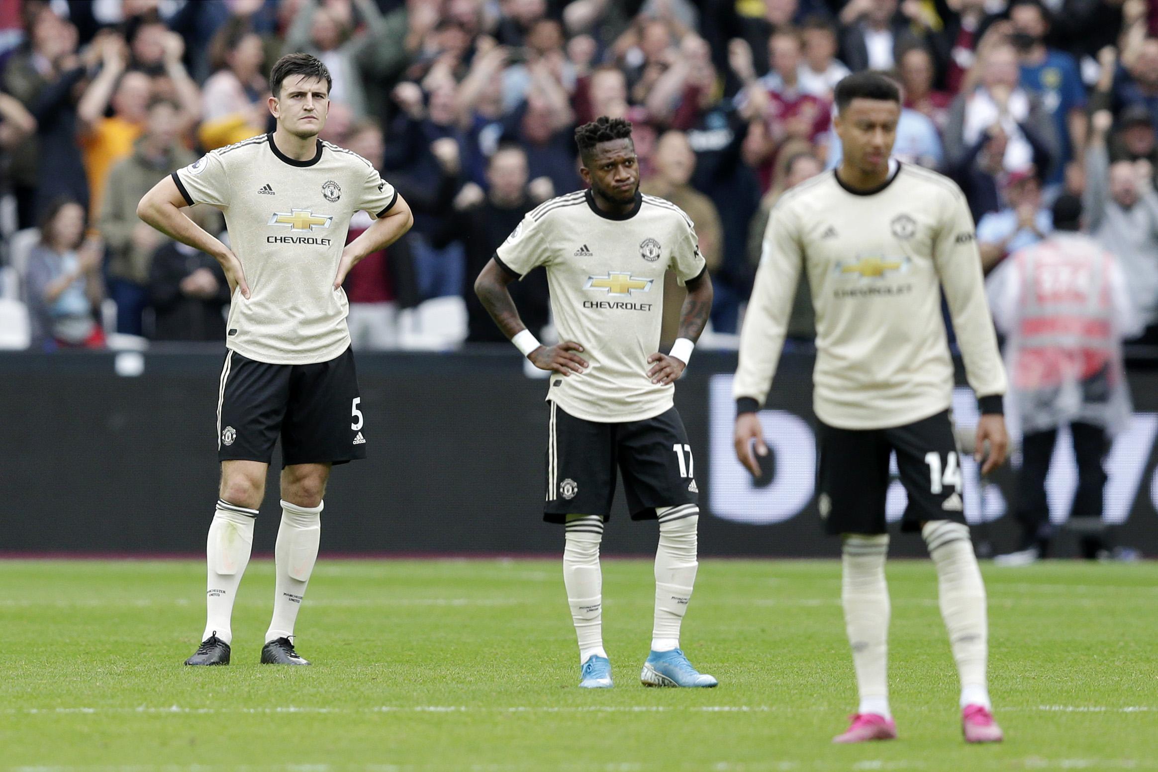 Manchester United Di Permalukan West Ham