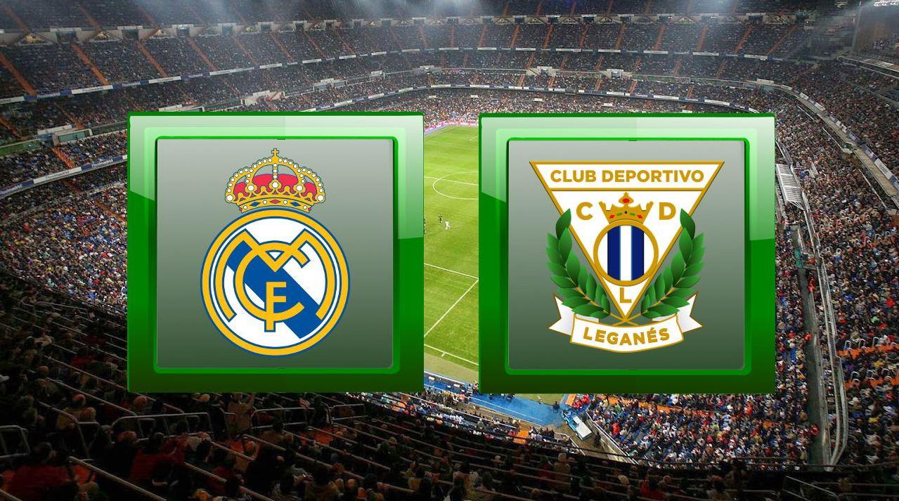 Prediksi Skor Real Madrid Vs Leganes