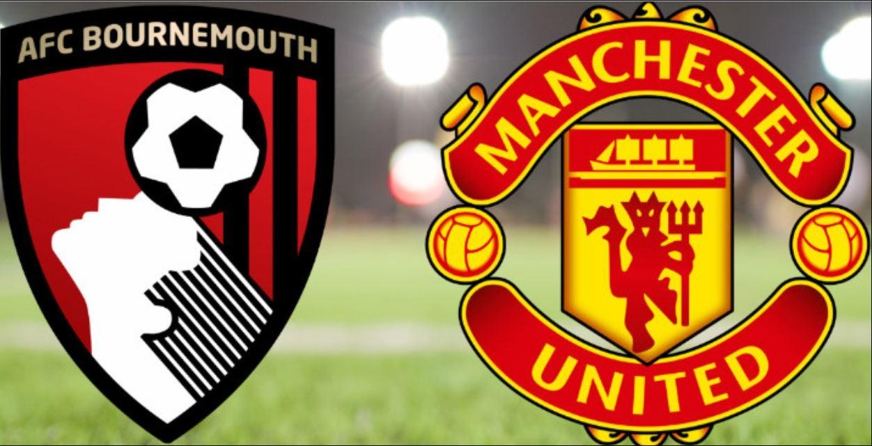 Prediksi Skor Bournemouth Vs Manchester United