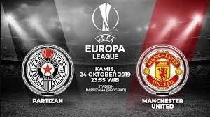 Prediksi Skor Partizan Belgrade Vs Manchester United