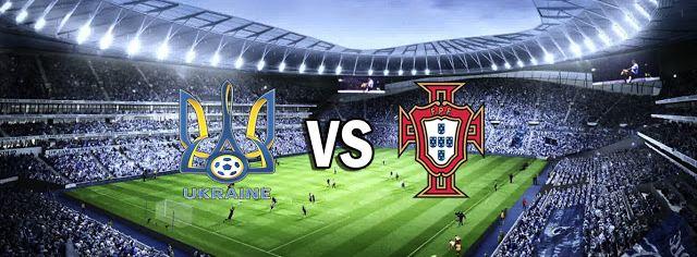 Prediksi Score Ukraina Vs Portugal