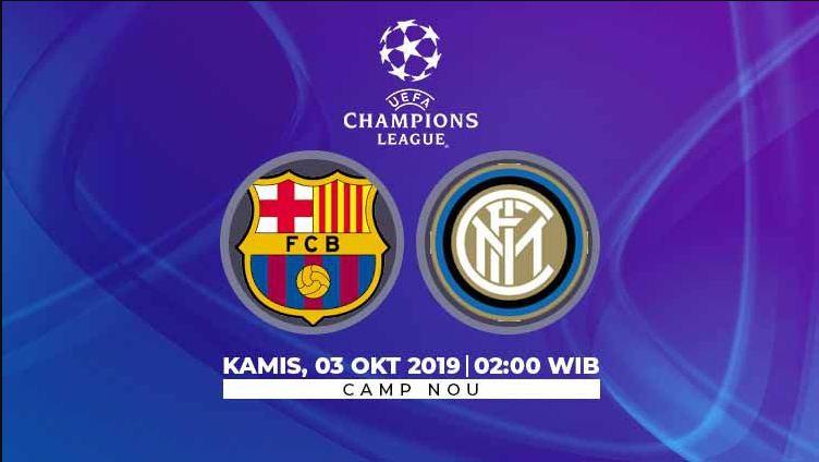 Prediksi Score Barcelona Vs Inter Milan