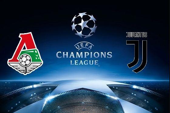 Prediksi Skor Lokomotiv Moscow Vs Juventus