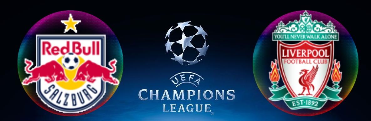 Prediksi Skor Red Bull Salzburg Vs Liverpool