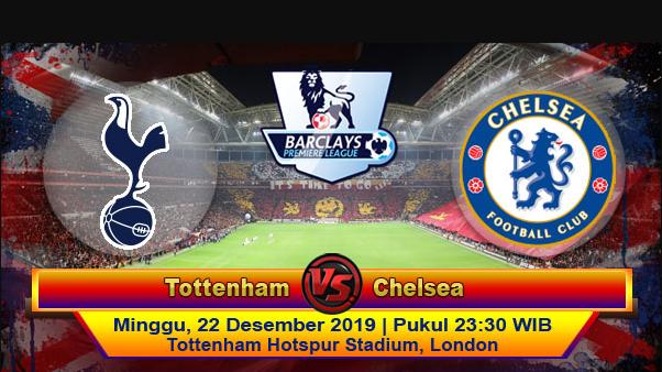 Prediksi Skor Tottenham Hotspur Vs Chelsea