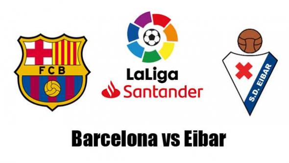 Prediksi Skor Barcelona Vs Eibar