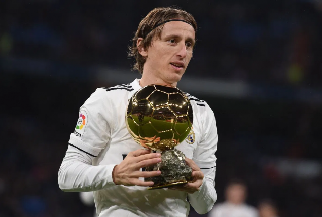 Luka Modric Berniat Bersama Real Madrid Hingga Akhir