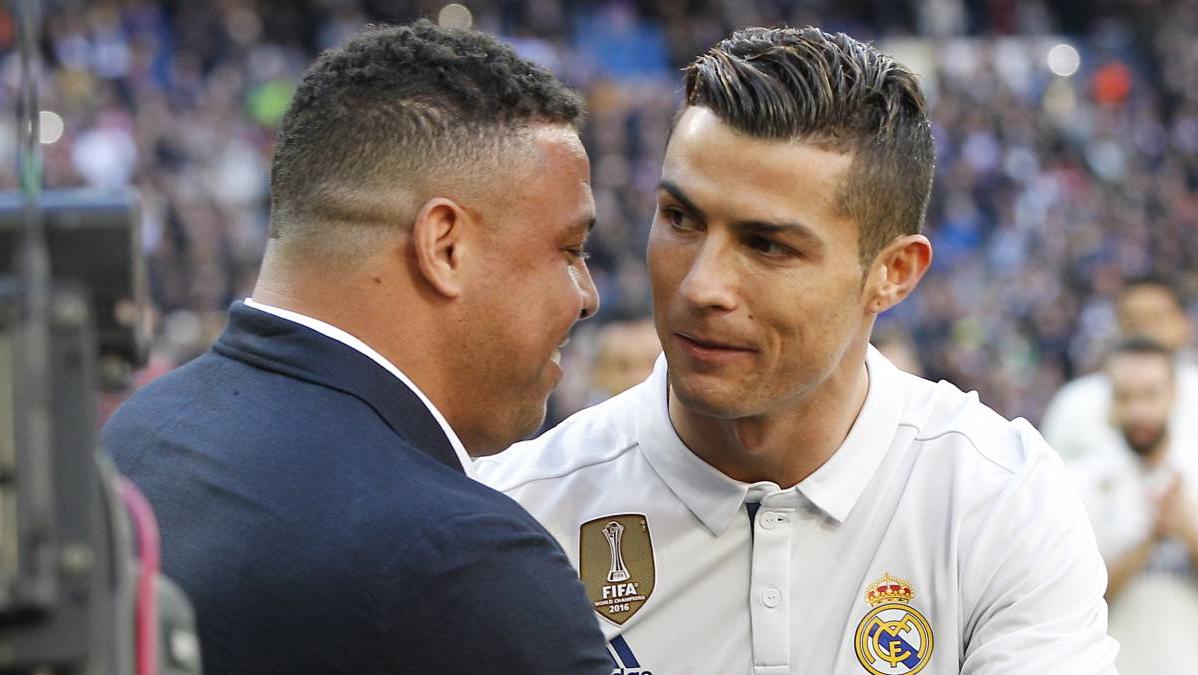 Ronaldo Nazario Lebih Baik Dari Cristiano Ronaldo
