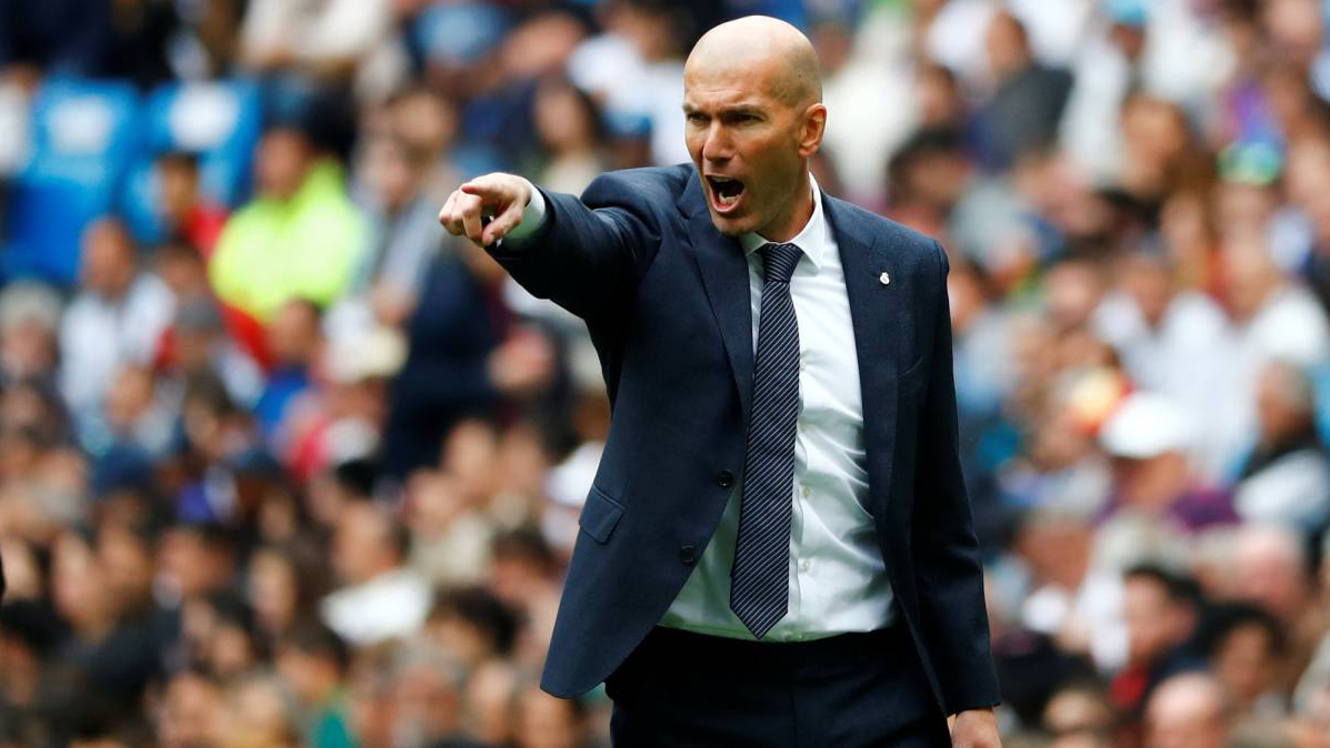 Zidane Sempat Berpikir Berlabuh Ke Liga Inggris
