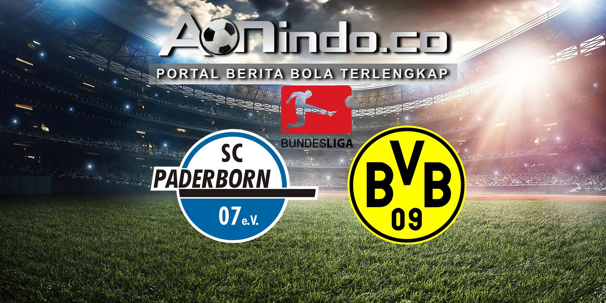 Prediksi Skor Paderborn 07 Vs Borussia Dortmund