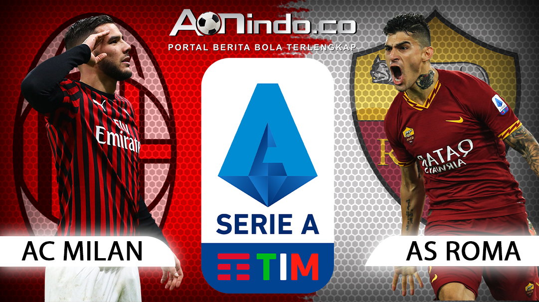 Prediksi Skor AC Milan Vs As Roma