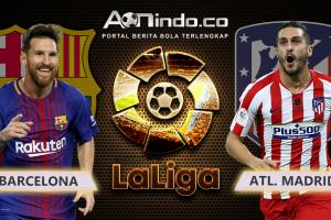 Prediksi Skor Barcelona Vs Atletico Madrid