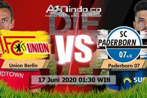 Prediksi Skor Union Berlin vs Paderborn 07