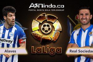 Prediksi Skor Deportivo Alaves vs Real Sociedad