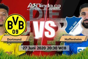 Prediksi Skor Borussia Dortmund Vs Hoffenheim