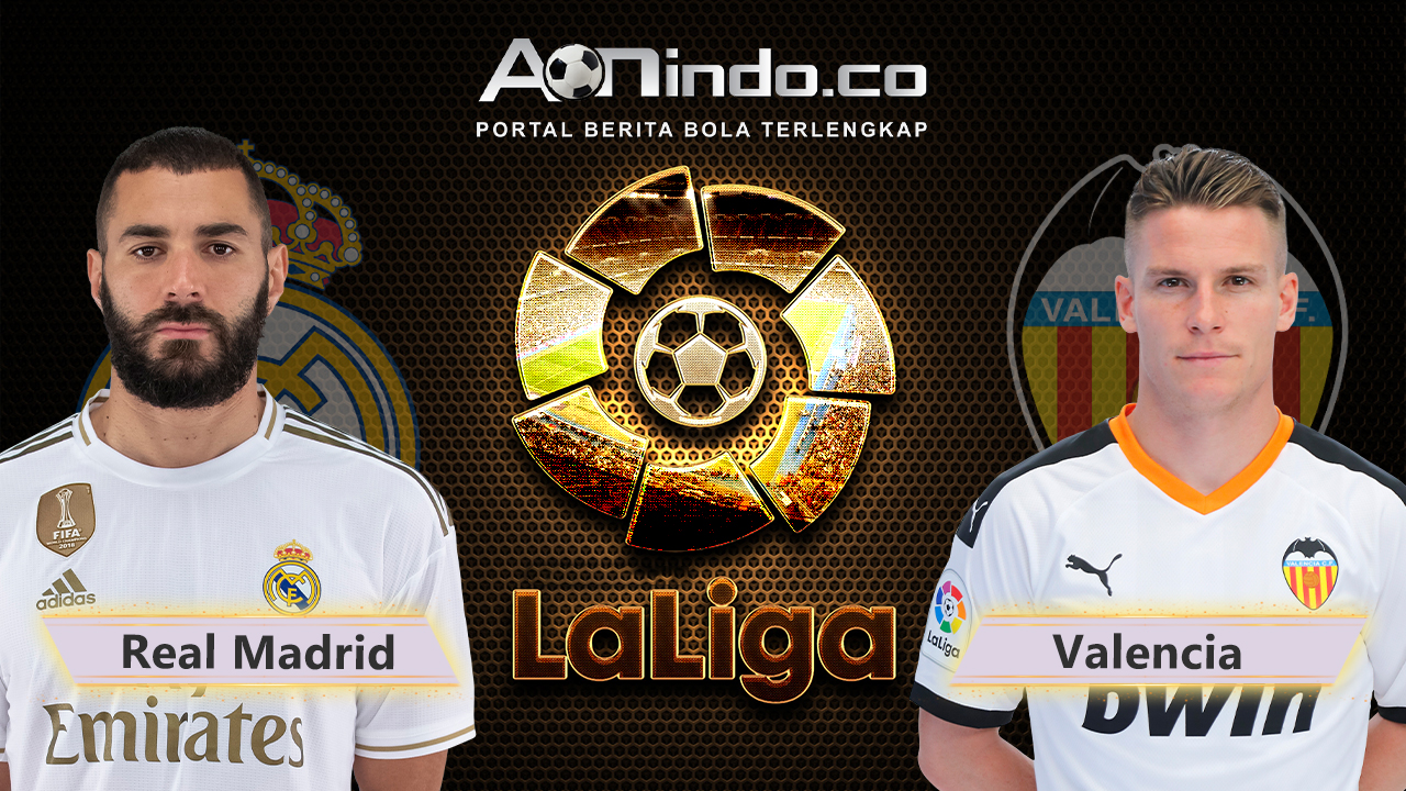 Prediksi Skor Real Madrid Vs Valencia