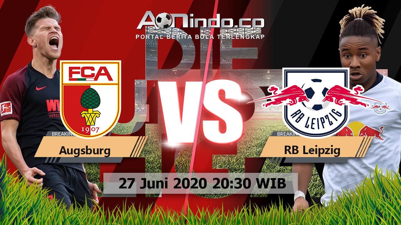 Prediksi Skor Augsburg vs RB Leipzig