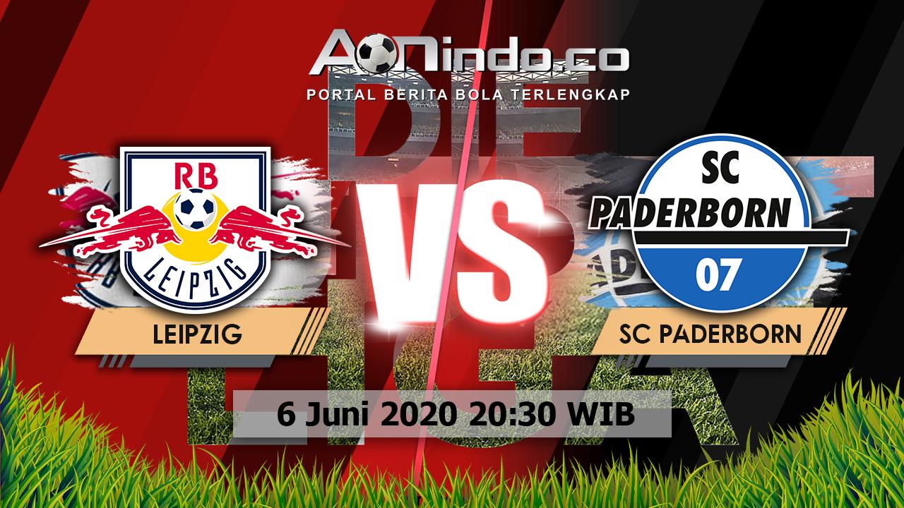 Prediksi Skor RB Leipzig Vs Paderborn 07