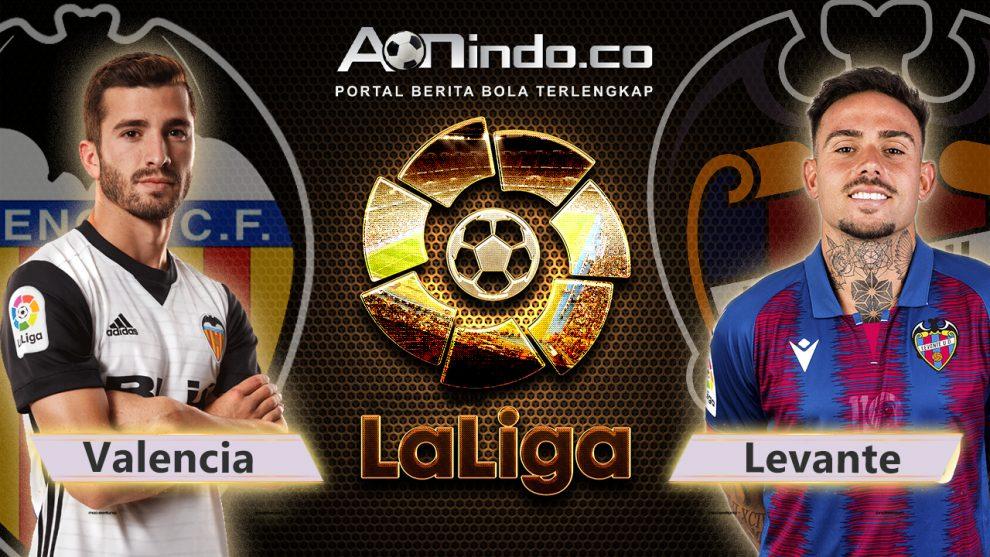 Prediksi Skor Valencia CF vs Levante UD