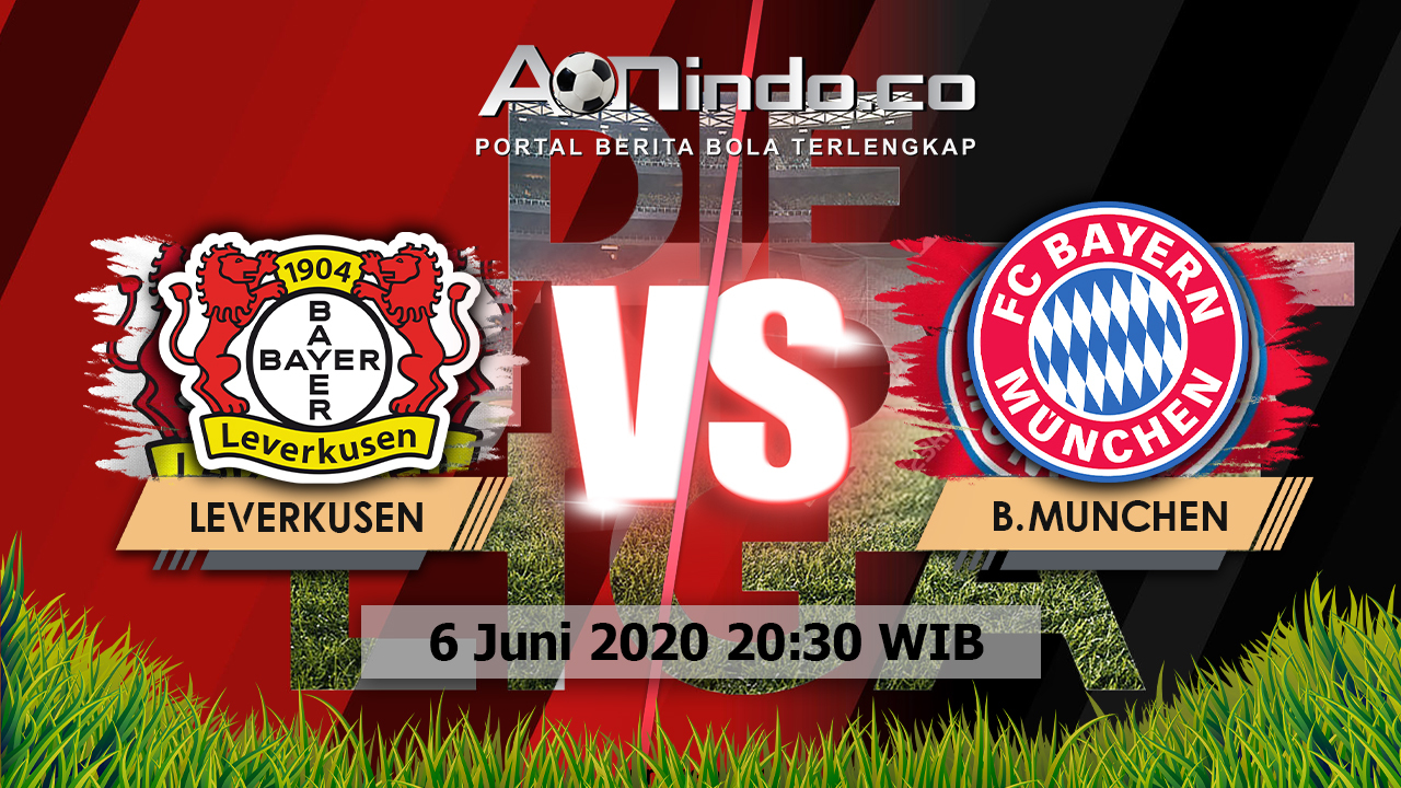 Prediksi Skor Leverkusen vs Bayern Munchen
