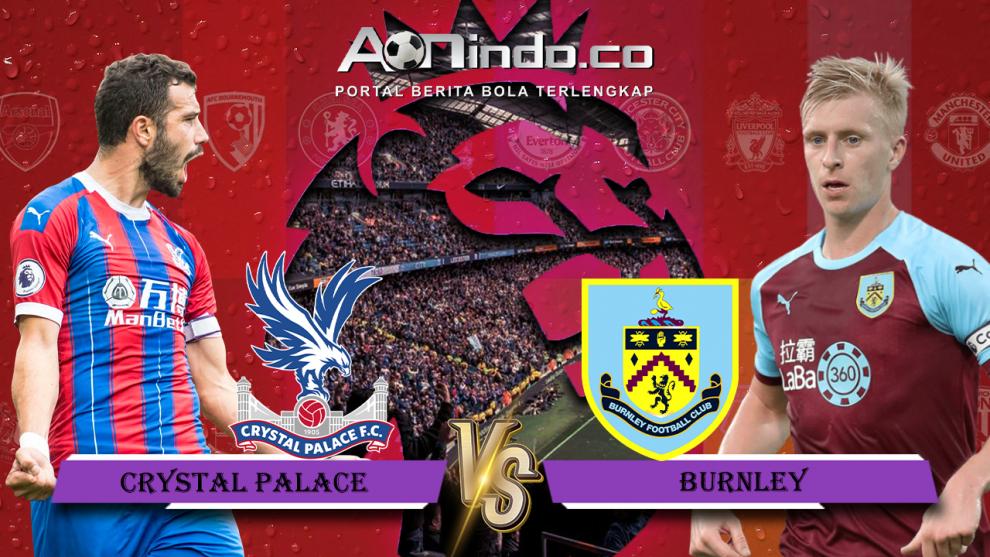 Prediksi Skor Crystal Palace vs Burnley