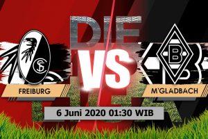 Prediksi Skor SC Freiburg vs Monchengladbach