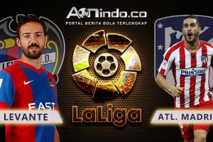 Prediksi Skor Levante Vs Atletico Madrid